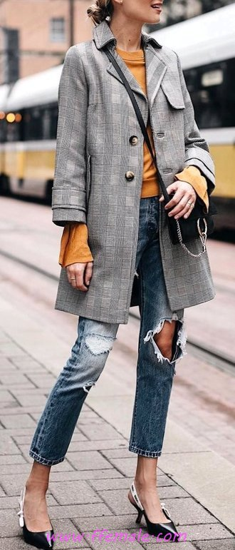 Wonderful And Classic Autumn Look - popular, cute, trendy, inspiration