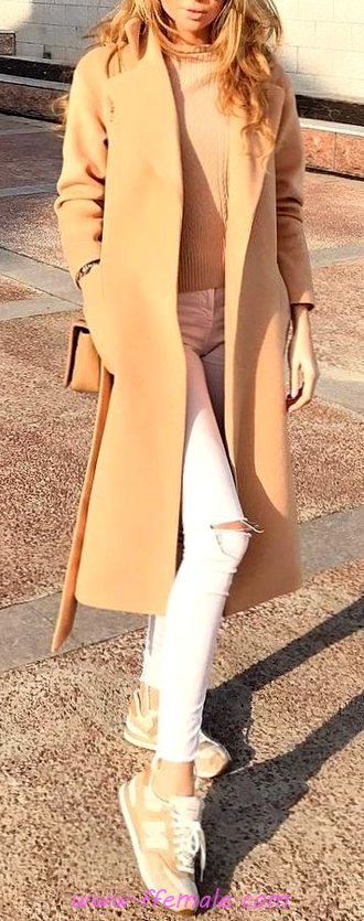 Wonderful And Glamour Fall Outfit Idea - cute, trendsetter, sweet