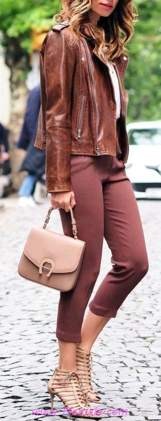 Wonderful And So Graceful Autumn Wardrobe - street, elegance, graceful