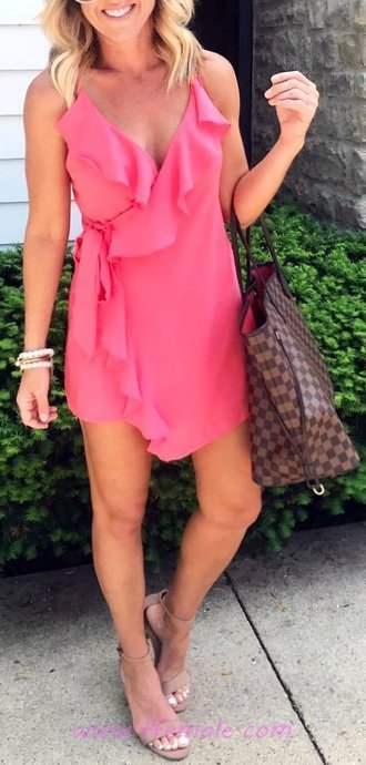 Wonderful & Classic Sunny Day Wardrobe - dressy, outfits, charming, clothes
