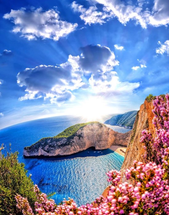 Zakinthos Greece - wondrous, destinations, places, visit