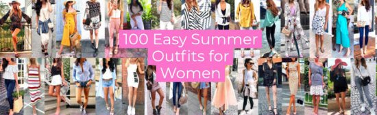 Easy Summer Outfits for Women