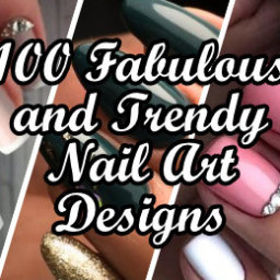 Fabulous and Trendy Nail Art Designs