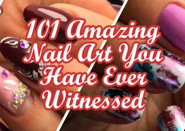 Amazing Nail Art You Have Ever Witnessed