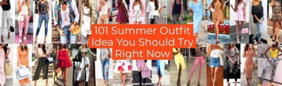 Summer Outfit Idea You Should Try Right Now