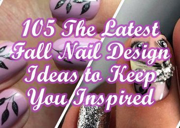 The Latest Fall Nail Design Ideas to Keep You Inspired