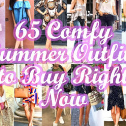 Comfy Summer Outfits to Buy Right Now