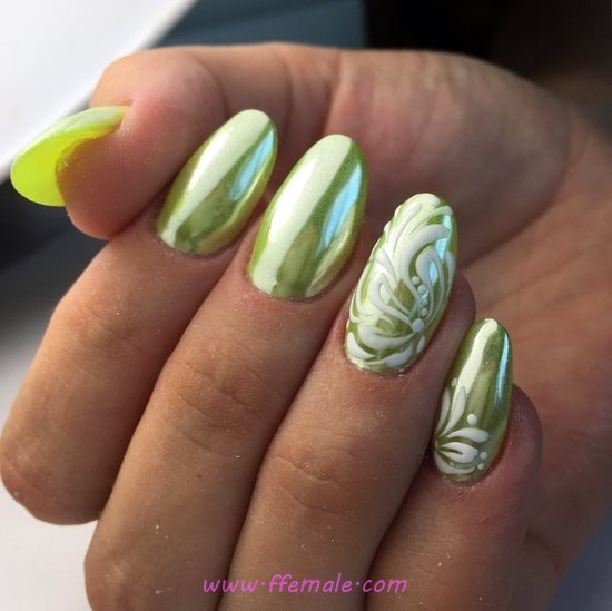 Adorable And Easy Manicure Trend - nails, naildesign, beauty, ravishing