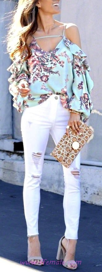 Adorable And So Extremely Cute Sunny Day Outfits - modern, sweet, clothing