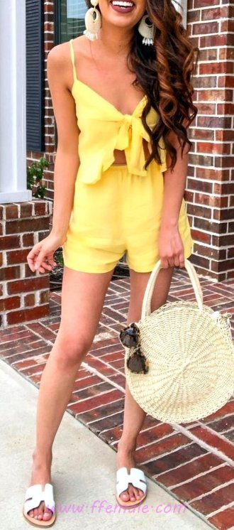 Adorable Cute Summer Time Pieces - model, graceful, wearing