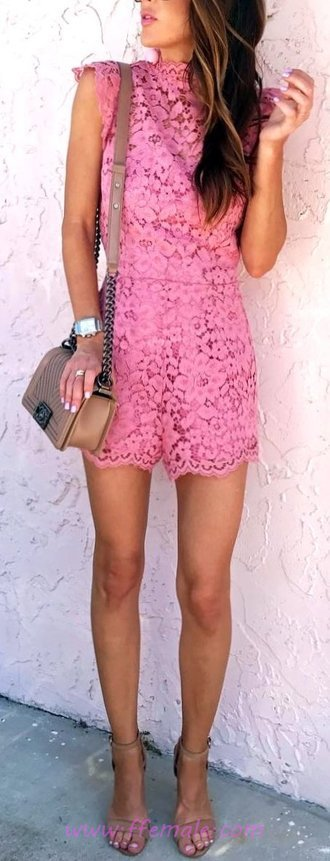 Attractive And Simple Hot Day Look - wearing, women, getthelook, cool