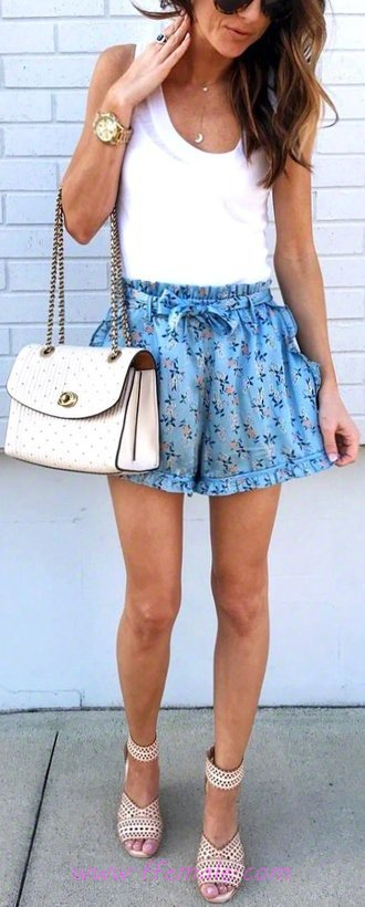 Attractive And So Relaxed Sunny Dress - styleaddict, flashy, posing, inspiration