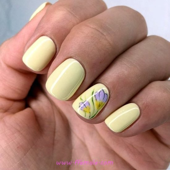 Attractive And Top Nails Art - nailstyle, nail, acrylic, trendy