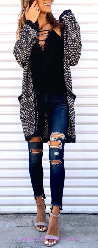 Attractive & Lovely Hot Day Style - inspiration, flashy, trendy, outerwear