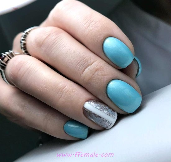 Attractive & Orderly Trend - selection, naildesign, nail, classic