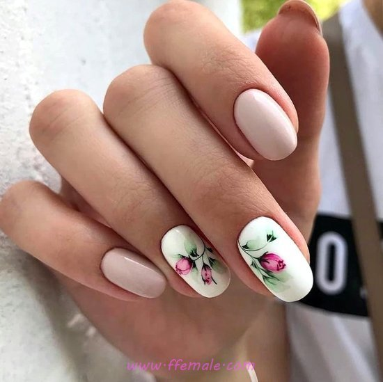 Attractive Pretty Nails - gotnails, nails, star, neat, charming