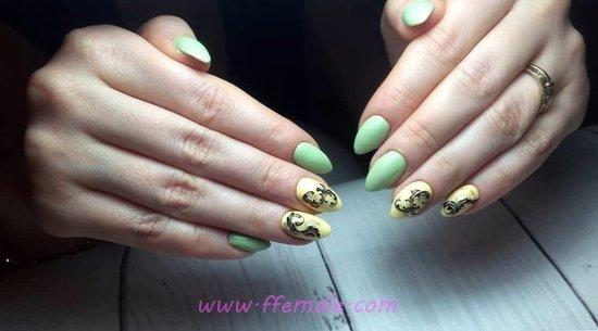 Awesome And Stately American Nail Art Ideas - sexy, nails, nailstyle, style, diy