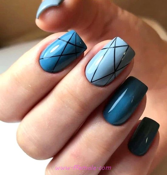 Awesome Neat Acrylic Nails Design - nail, naildesign, idea, love