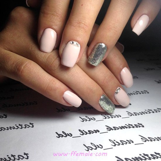 Awesome Neat Gel Nail - hilarious, dreamy, party, nails, nice