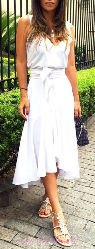 Awesome & Trendy Summer Time Outfit - clothes, sweet, graceful