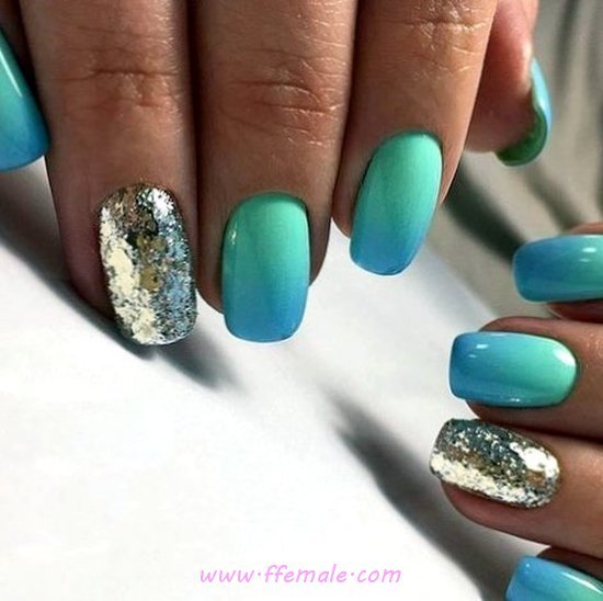 Balanced And Iconic Nail Style - cool, goingout, nailart, nailidea