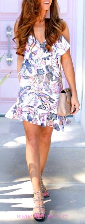 Beautiful And So Pretty Midsummer - style, street, attractive, dressy