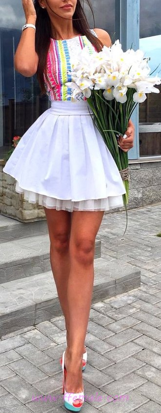 Beautiful And Trendy Hot Day Outfits - cool, posing, fancy, trendsetter