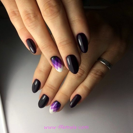 Beautiful Orderly French Gel Nail - nailartideas, nails, trendy, teen