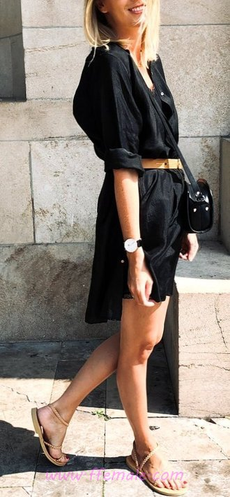 Beautiful & Simple Midsummer Fashion - cool, wearing, flashy, fashionmodel