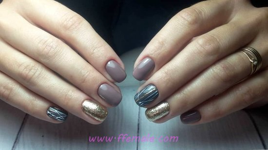 Best And Neat Acrylic Manicure Ideas - nail, inspirationidea, cunning