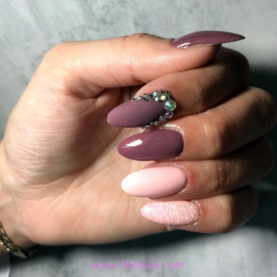 Best And Sexy Nails Ideas - nails, style