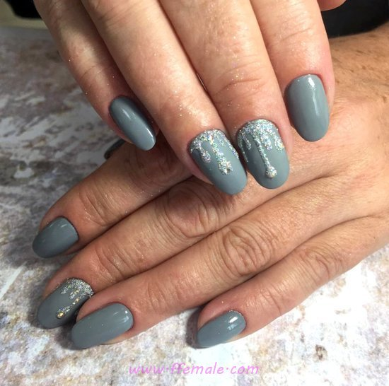 Best & Gorgeous American Gel Nails Style - lovely, acrylic, diy, nails, gotnails