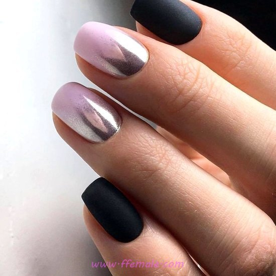 Best Iconic French Gel Nails Design Ideas - dainty, perfect, nailstyle, nailart
