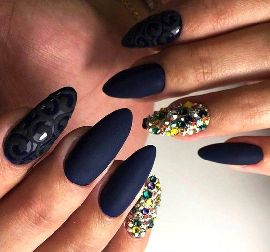 Best & Loveable Acrylic Nails Art - cunning, super, nails, acrylic