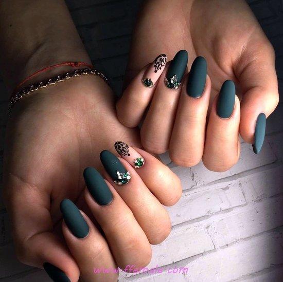 Best Neat Gel Nail Design - magic, nails, beautytips, selfnail