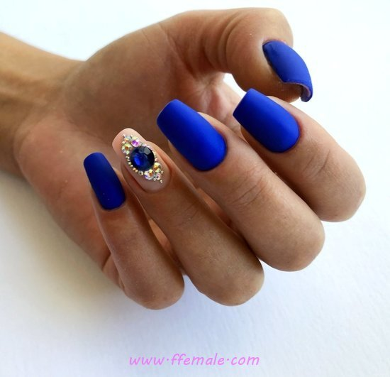 Birthday And Gorgeous Acrylic Nail Trend - dainty, nail, naildesigns, perfect