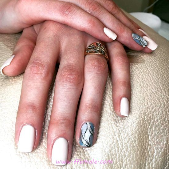 Birthday And Orderly Acrylic Nails Idea - nailsdone, gel, elegant, nails