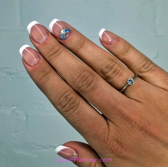 Birthday Neat Acrylic Nails Design Ideas - nails, fashion, awesome, wonderful