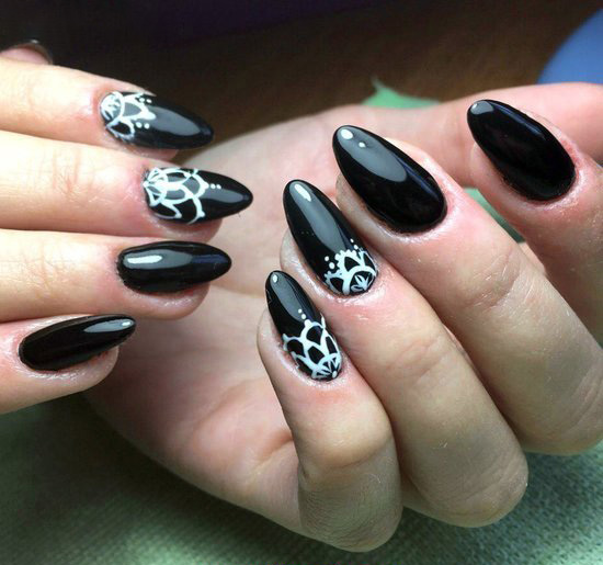 Casual And Inspirational Gel Manicure Trend - getnailsdone, design, nails, trendy