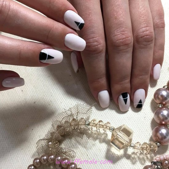Casual And Super Acrylic Nails Trend - nail, nailartdesigns, cute, naildiy