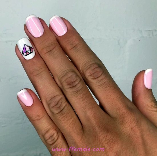 Casual Sexy Gel Nail Style - extremelycute, nail, selection