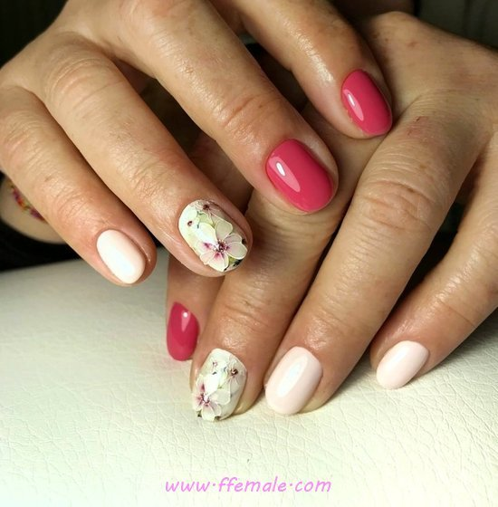 Ceremonial And Stately Acrylic Nails Art Design - cutie, nails, nailstyle, handsome