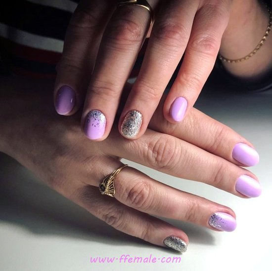 Ceremonial Simple Acrylic Nails Design - glamour, naildesigns, nails, neat