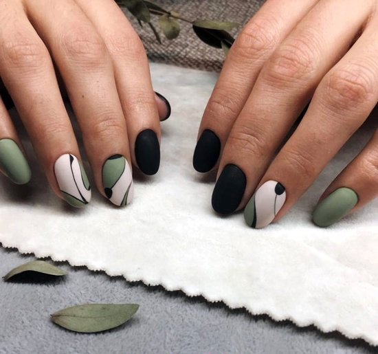 Charming And Pretty Gel Nail Trend - graceful, manicure, top, nail, best