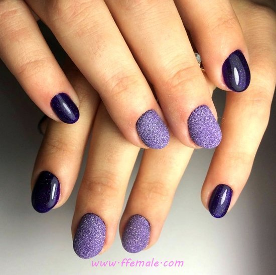 Charming Glamour Gel Manicure Design Ideas - style, cunning, nailart, furnished
