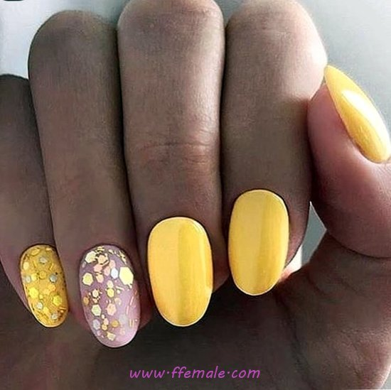 Charming Loveable French Gel Nails Art Ideas - nailstyle, nail, gettingnails, best