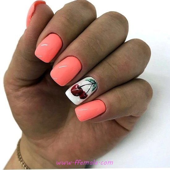 Chic & Unique Nail Ideas - clever, nails, selection