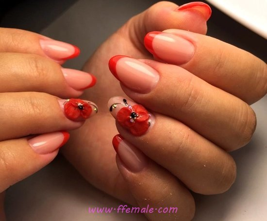 Classic And Lovable Nails Art - cunning, nails, gel, sexy