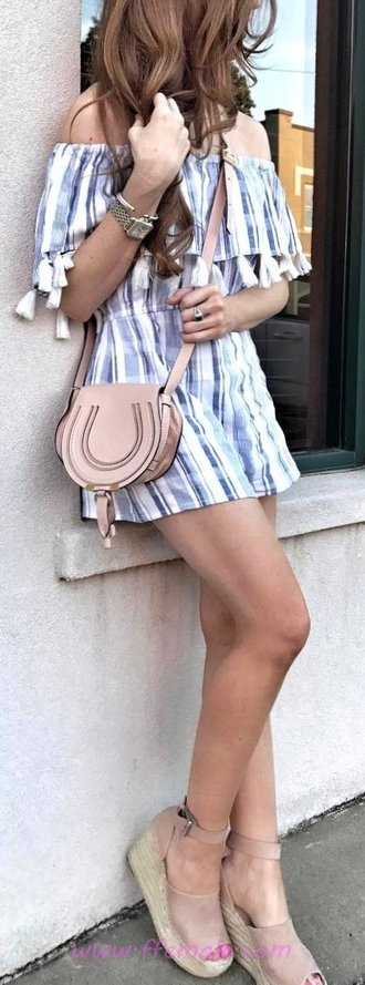 Classic And Sweet Summer Month Fashion - charming, posing, cute, female