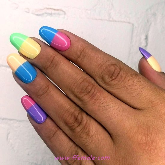 Classic And Trendy Gel Nails Trend - nail, amusing, furnished, wonderful